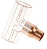 Copper Solder CxC Straight Coupler Reducer