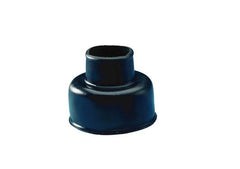 Black Rubber Cone For Flushpipe