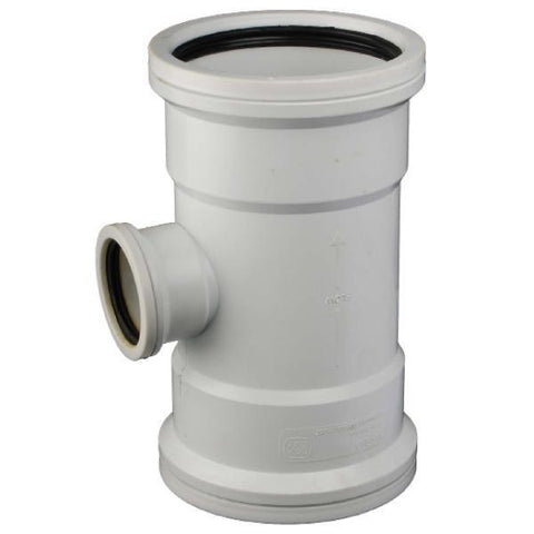 Above Ground Junction SABS 110mm X 90° Plain Reducer