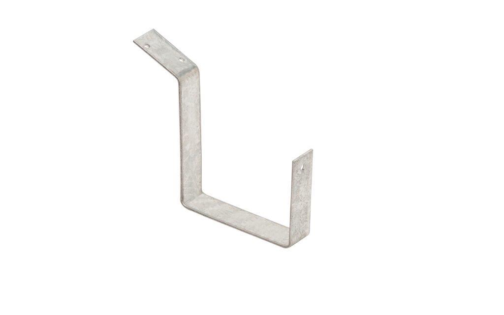 Gutter Galvanised Square Bracket Purlin Type | Cashbuild
