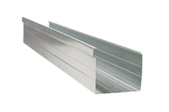 Gutter Galvanised Square