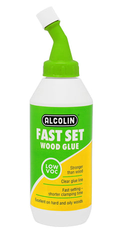 Alcolin Fast Set Wood Glue 500ml