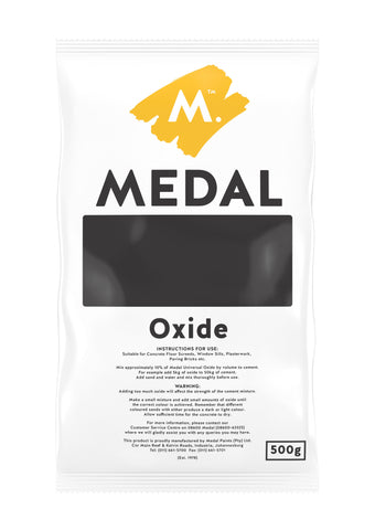 Medal Cement Oxide