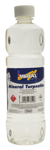 Medal Mineral Turpentine