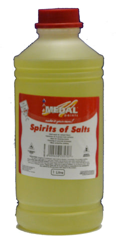 Medal Spirit Of Salts