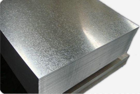 Flat Sheet Galvanised