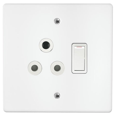 Switch Plug Cover Plate Crabtree