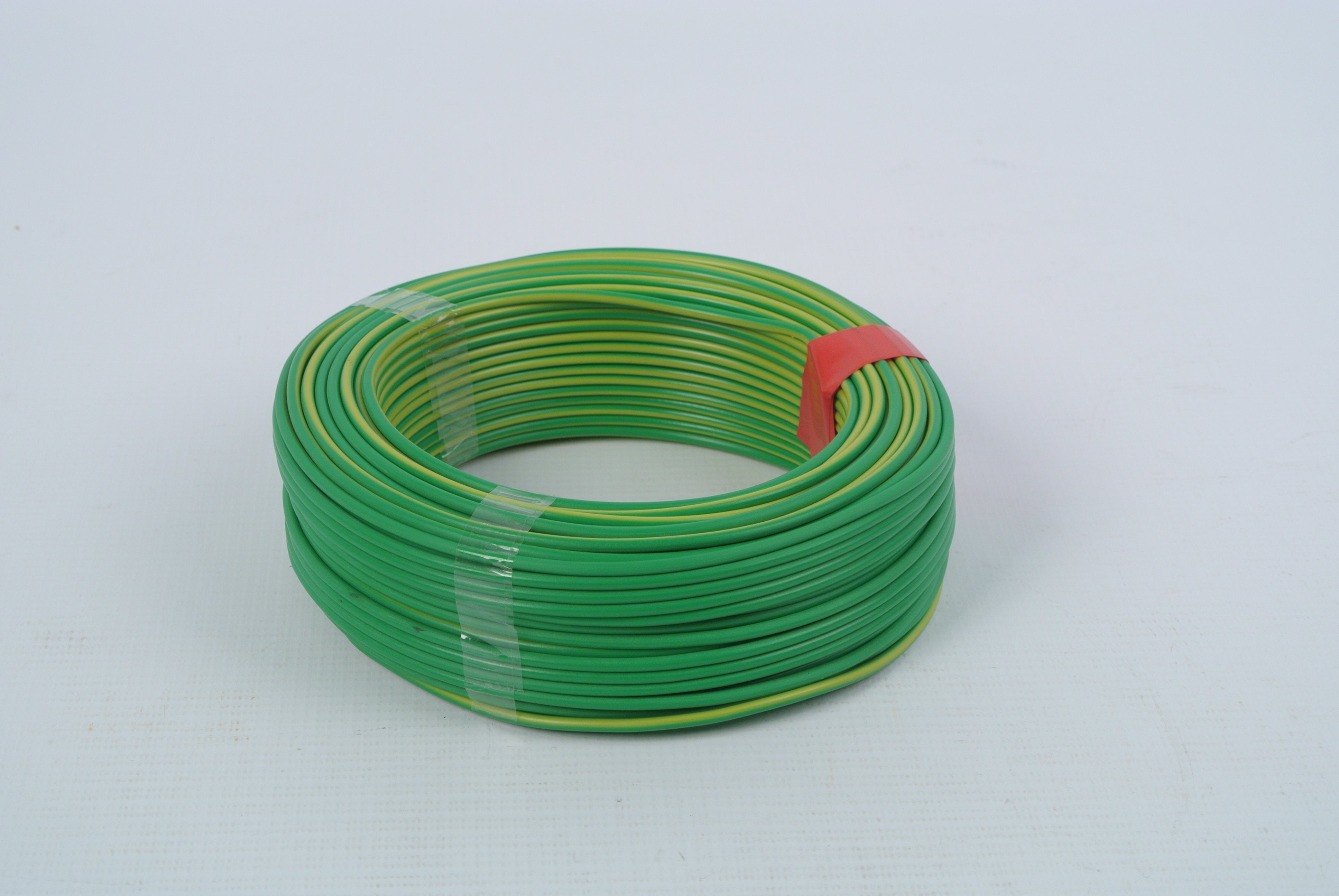 House Wire 6mm Green Yellow 10 To 100m New Za Bv Pvc Insulated Electrical Wiring In A