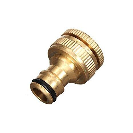 Hose Tap Connector Brass