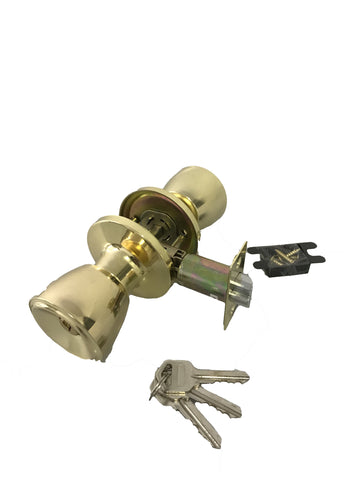 Lockset Cylindrical