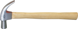 Claw Hammer 500g Wooden Handle