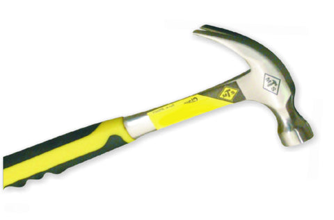 Claw Hammer 500g All Steel Handle