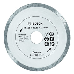 Bosch Diamond Saw Blade