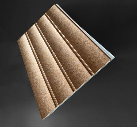 PVC Ceiling 3600x250x6mm Gold
