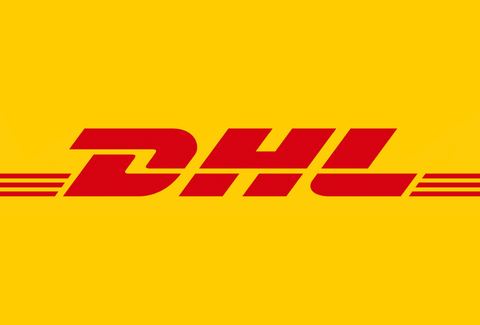 DHL express shipping (2-5 business days)