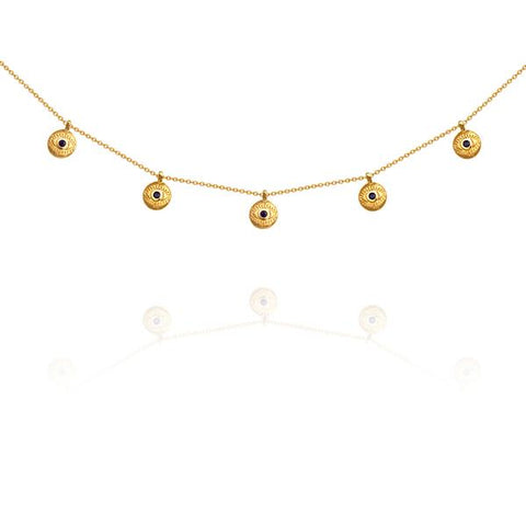 Blessing Necklace Gold