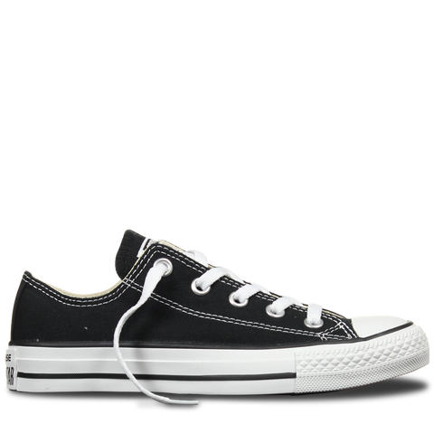 Chuck Taylor Canvas Lo Black