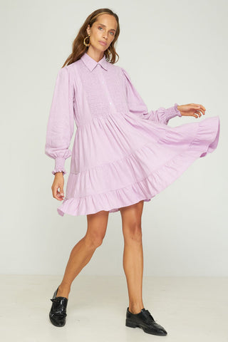 Darcy Shirt Dress