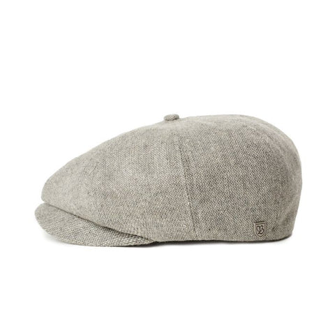 Brood Snap Cap Grey Black