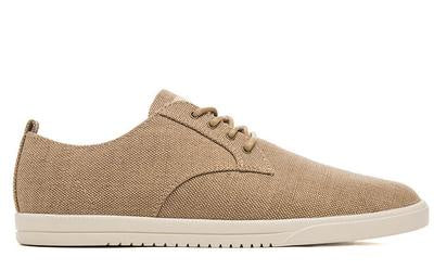 Ellington Textile  Tan Hemp Canvas