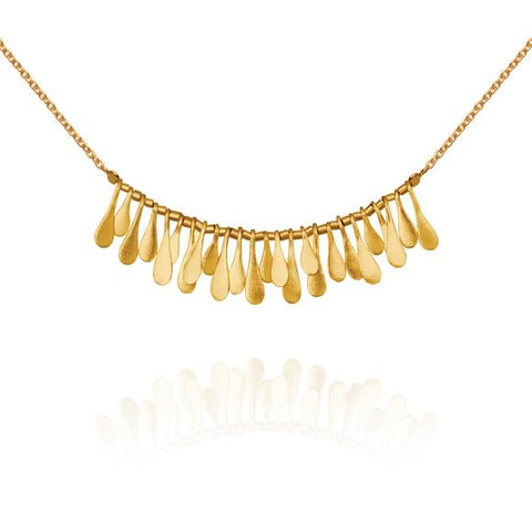 Inara Necklace - Gold