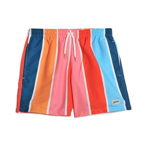 Multi Gradient Swim Trunk