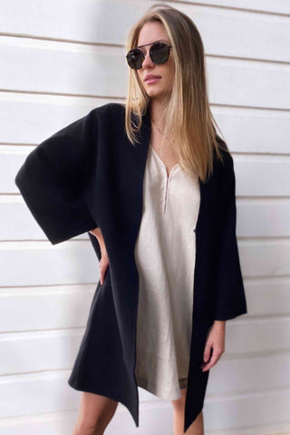 Aryele_The_Label_Luda_Cocoon_Coat_Black