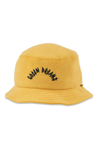 Birds_Of_Condor_Green_Dreams_Bucket_Hat_Yellow