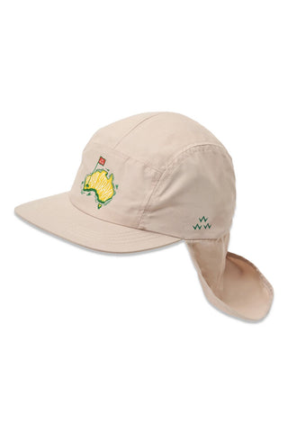 Birds_Of_Condor_Playa_Straya_Legionnaire_Golfer_Hat_Cream