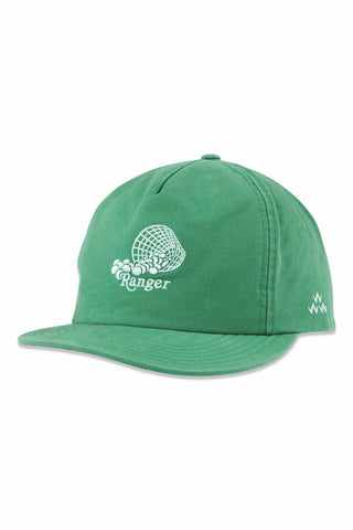 Birds_Of_Condor_Ranger_Soft_Peak_Cap_Green