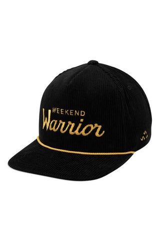 Birds_Of_Condor_Weekend_Warrior_Snapback_Cap_Black