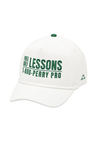 Birds_Of_Condor_Perry_Pro_Snapback_Cap_White