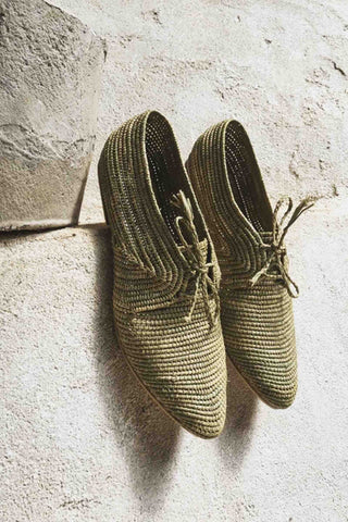 Bulibasha_Handwomen_Takama_Shoes_Green