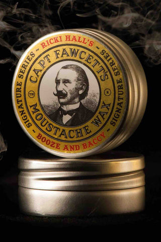 Captain_Fawcett_Booze_And_Baccy_Moustache_Wax_Mens_Grooming Accessories_Online