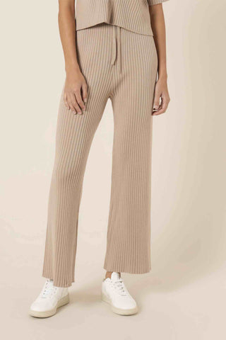 Nude_Lucy_Celia_Knit_Pant_Mocha_Brown
