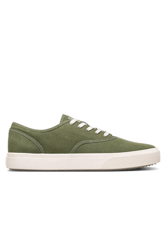 Clae_August_Green_Bronze_Organic_Canvas_Shoes_Sneakers