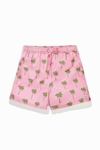 Le_Dog_Le_Pink_Palm_Boardshorts