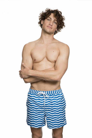 Le_Dog_Le_Wavey_Boardshort_Blue