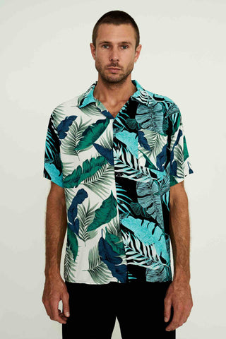 Mr_Simple_Crystal_Cylinders_Bowler_Shirt_Tropical