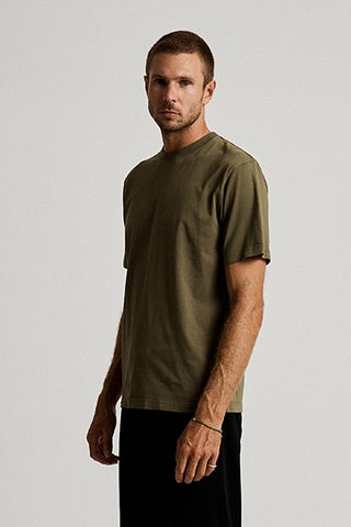 Mr_Simple_Heavy_Weight_Tee_Army_Fair_Trade_T-shirt