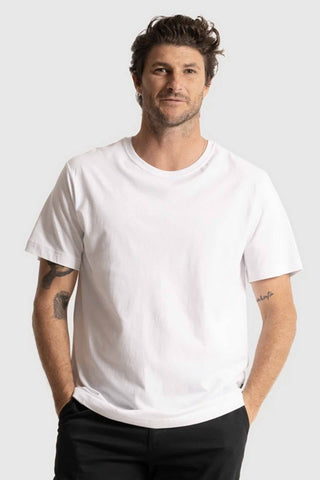 Mr_Simple_Reginald_Tee_White_Mens_Basic_Natural_Cotton_T-Shirt
