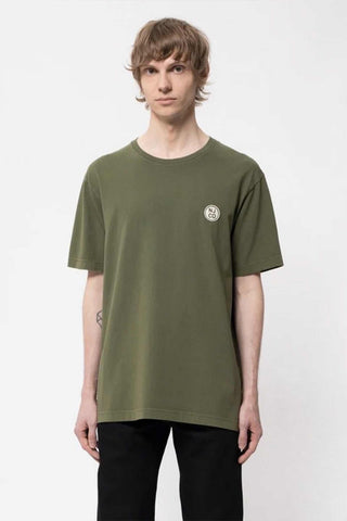Nudie_Jeans_Co_Uno_NJCO_Circle_Tee_Olive