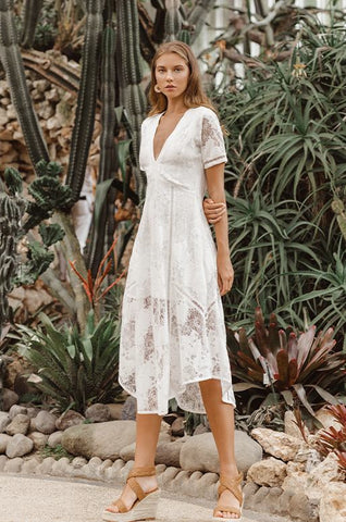 Palma Australia Maggie_May_Maxi_Lace_Dress_Off_White