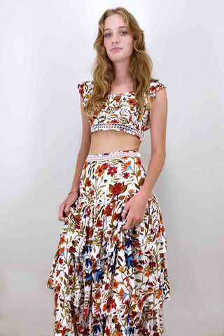 Palma_Wild_Flower_Maxi_Skirt_Red