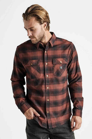 Roark_Alpinist_Long_Sleeve_Flannel_Maroon