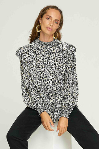 Rue_Stiic_Haven_Blouse_Musee_Floral_Black_Winter_Top