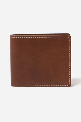 Stitch_And_Hide_Connor_Wallet_Brown_father's_Day_Gift_Ideas