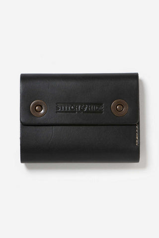 Stitch_&_Hide_Genuine_Vegetable_Leather_2_Button_Wallet_Black