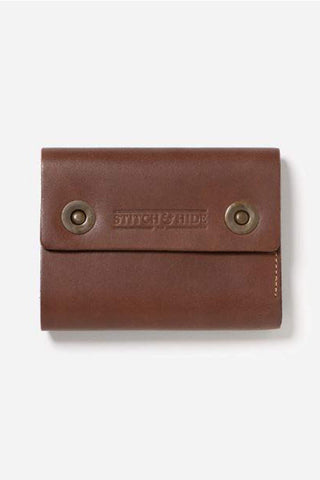 Stitch_&_Hide_Genuine_Vegetable_Leather_2_Button_Wallet_Brown