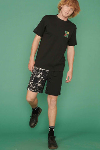 The_Critical_Slide_Society_Wild_Horses_Boardshort_in_Phantom_Black